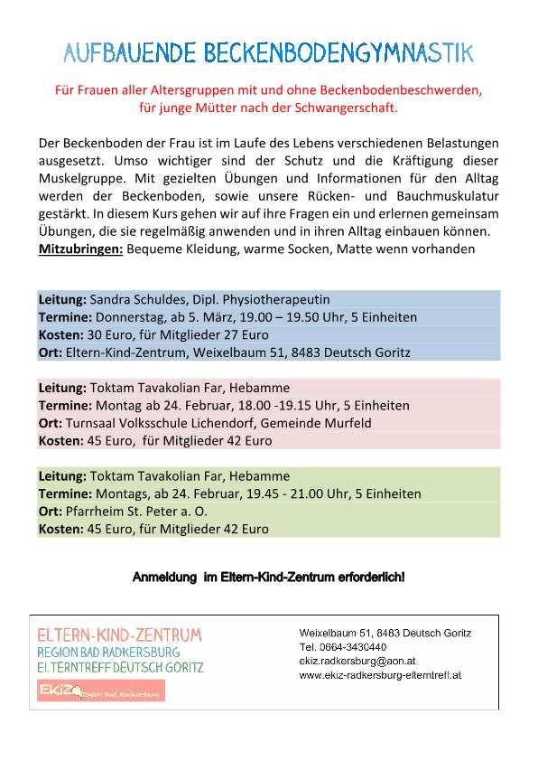 Kurse fr singles in hochburg-ach Ranshofen sie sucht ihn markt